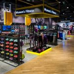 Sports Store-Hubspace Interior Design